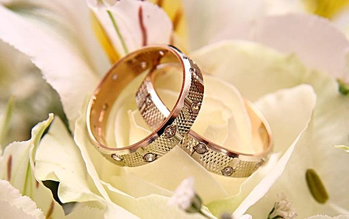 Поздоровлення з одруженням, весільні привітання у віршах