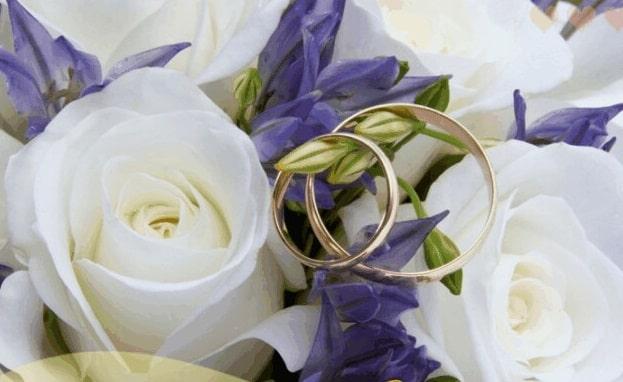 Поздоровлення з річницею весілля  в прозі