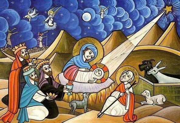 Привітання на Різдво в прозі