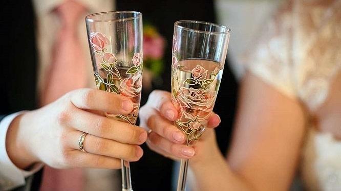 Душевні тости на весілля у прозі