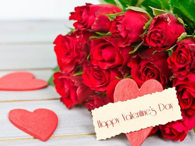 На День всіх закоханих вітання у прозі