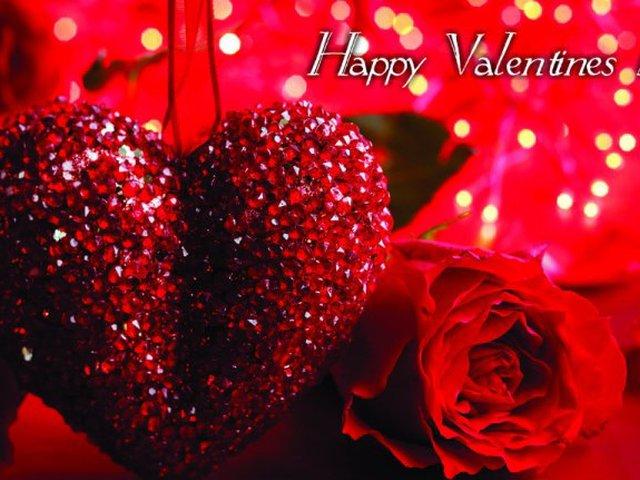 Привітання з Днем Святого Валентина у прозі