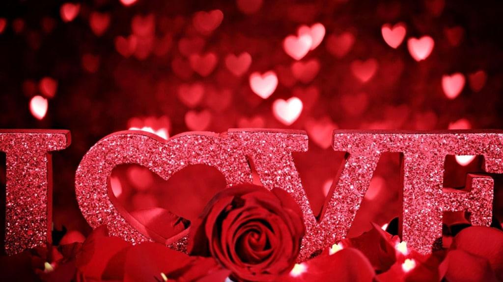 Своїми словами на День Святого Валентина