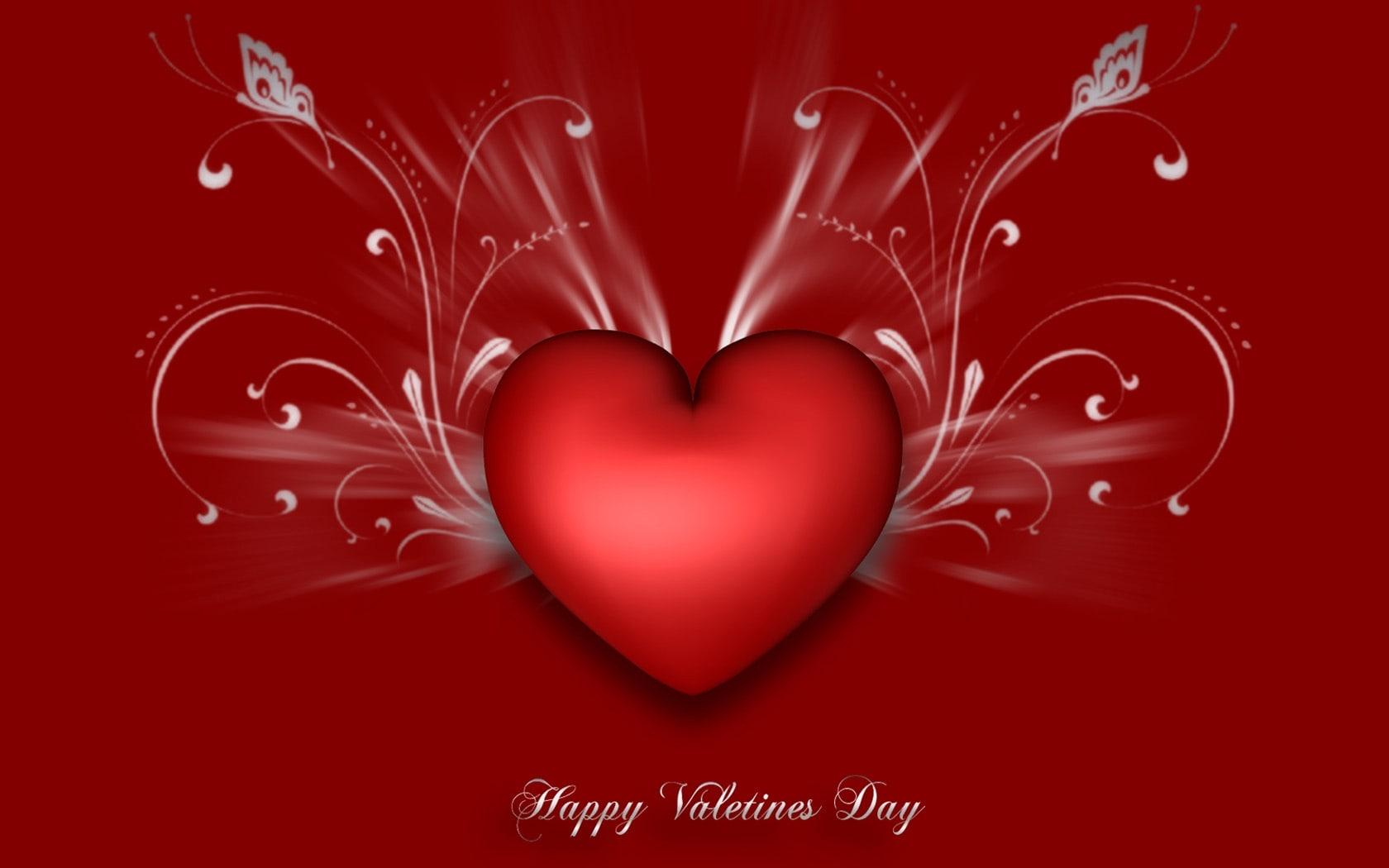 Вітання  у прозі з Днем Всіх Закоханих