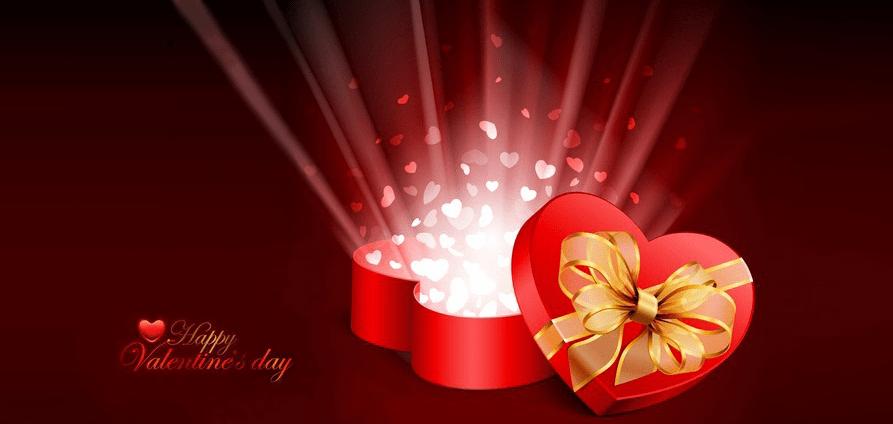 Вітання з Днем Святого Валентина