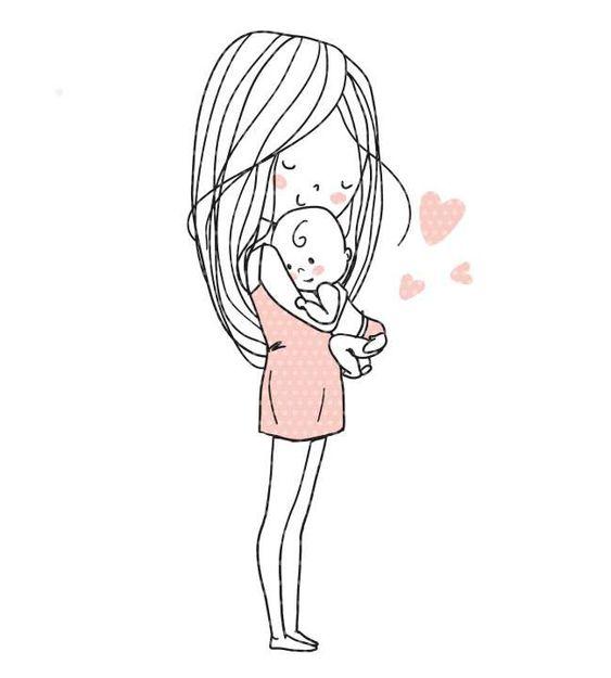 Гарні поздоровлення з народженням мамі дитини