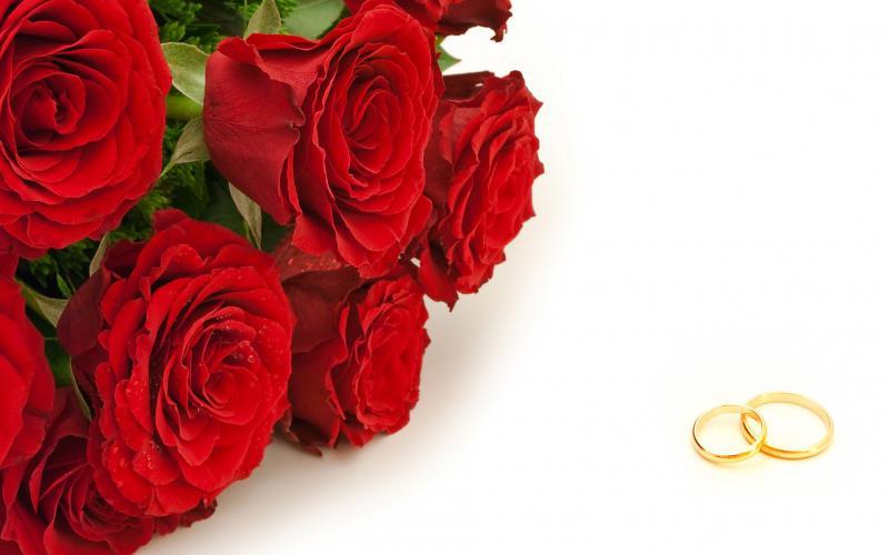 Короткі побажання на весілля у прозі
