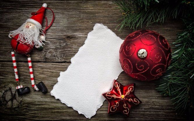 Короткі привітання та побажання з Новим роком