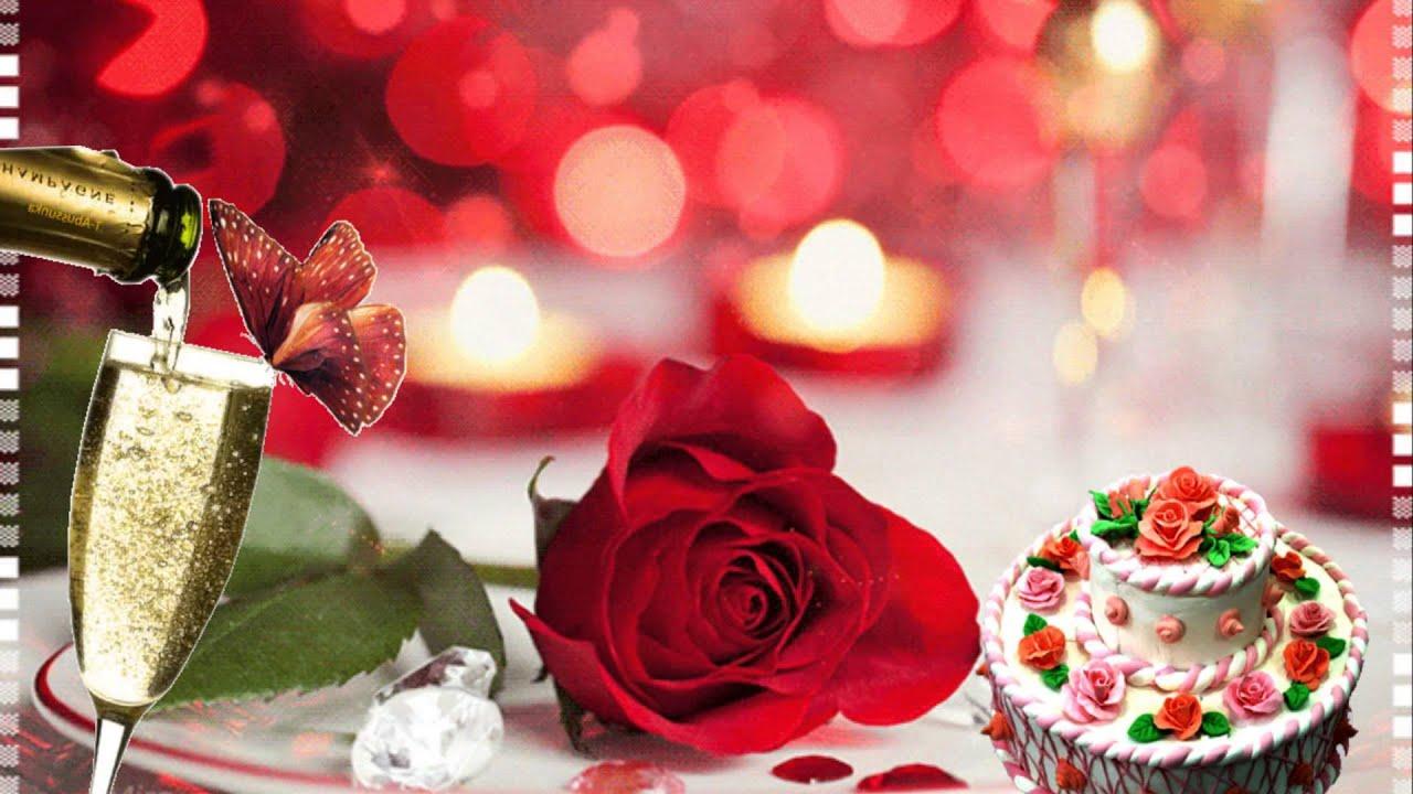 Короткі привітання з Днем народження коханому