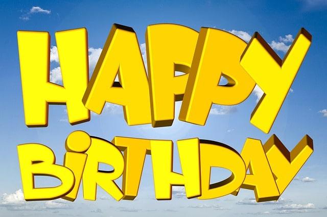 Вітання з Днем народження чоловіку короткі в прозі