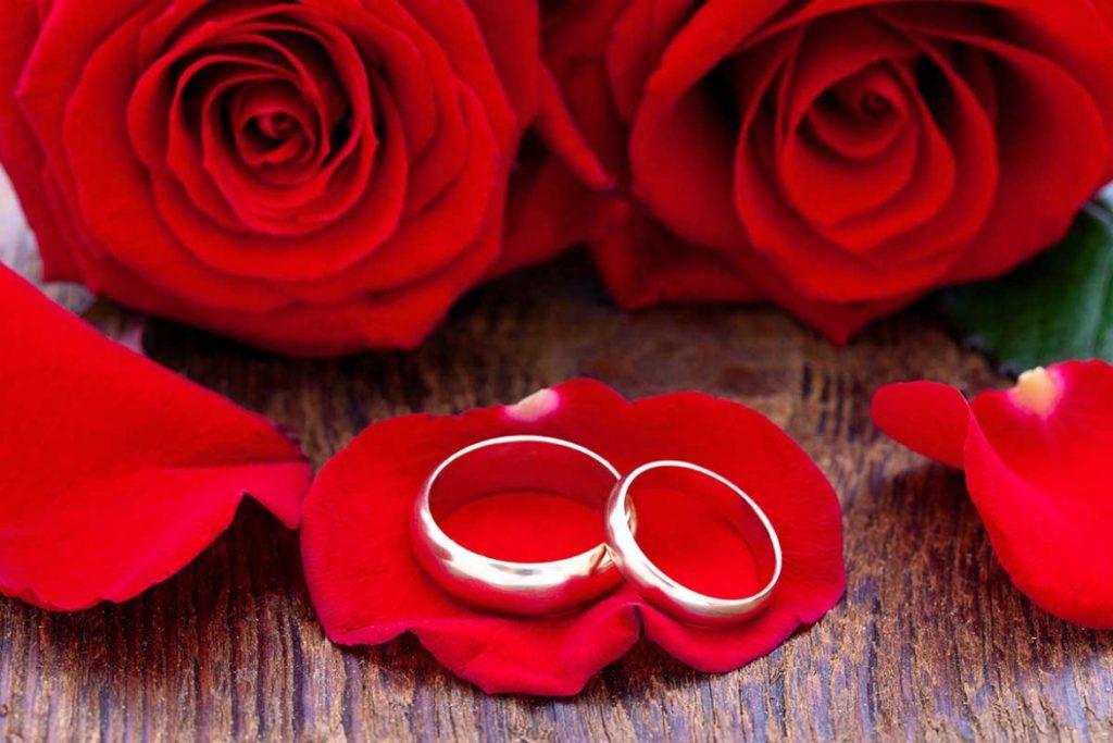 Привітання з днем весілля своїми словами