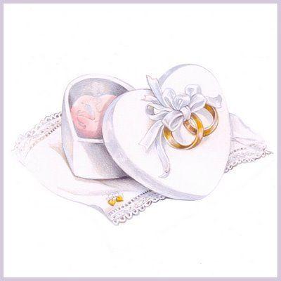 Щирі привітання з днем весілля своїми словами