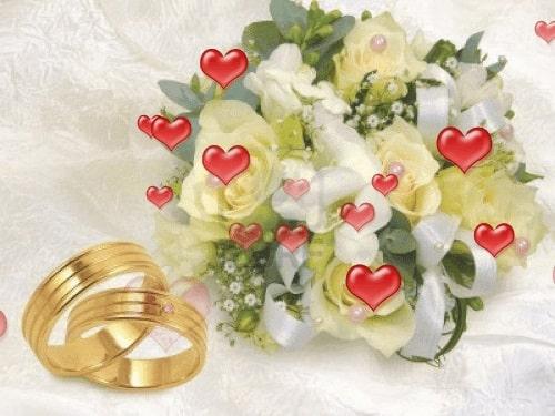 Смс вірші на весілля