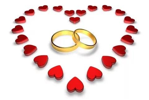 Вітання в день весільного торжества