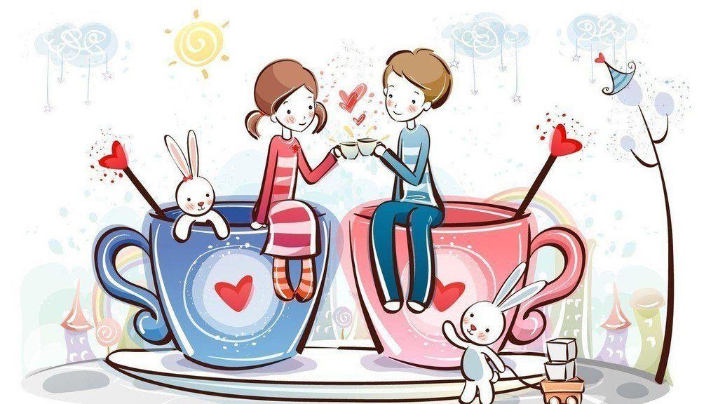 Вітання закоханим з річницею відносин