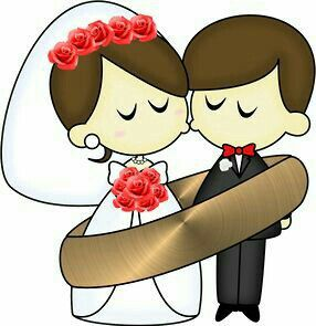 Жартівливі короткі привітання з Днем весілля