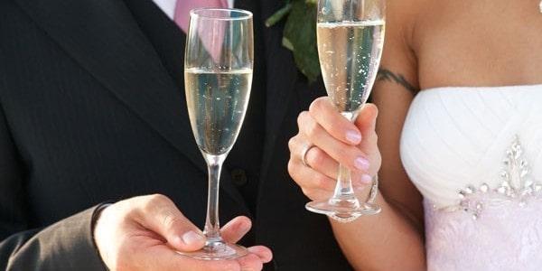 Тости на весілля від друга