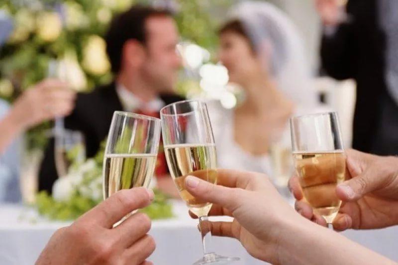 Тости на весілля від подружки нареченої