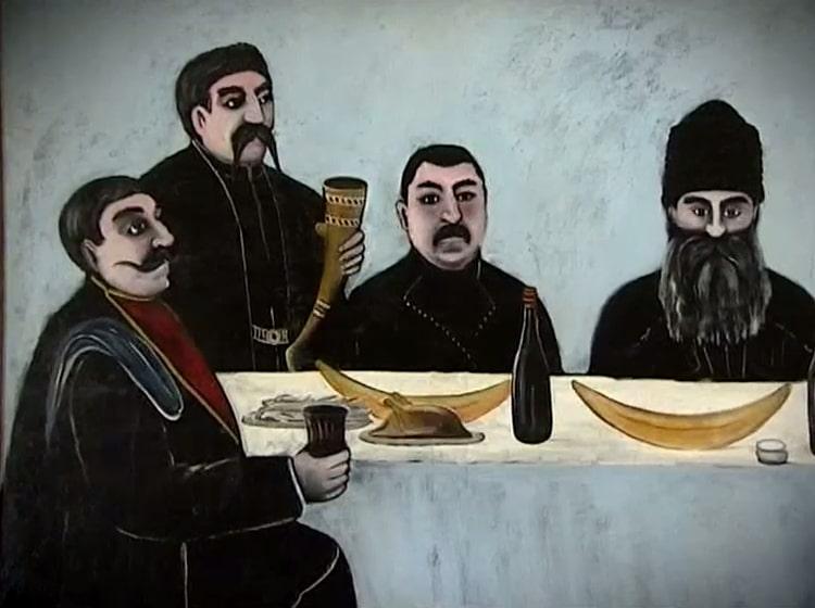 Мудрі кавказькі тости