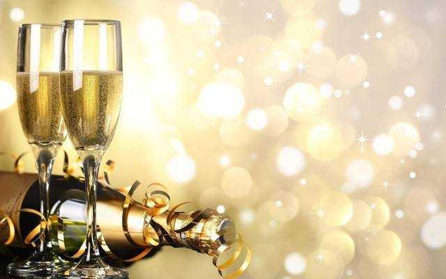 Тост на Новий рік