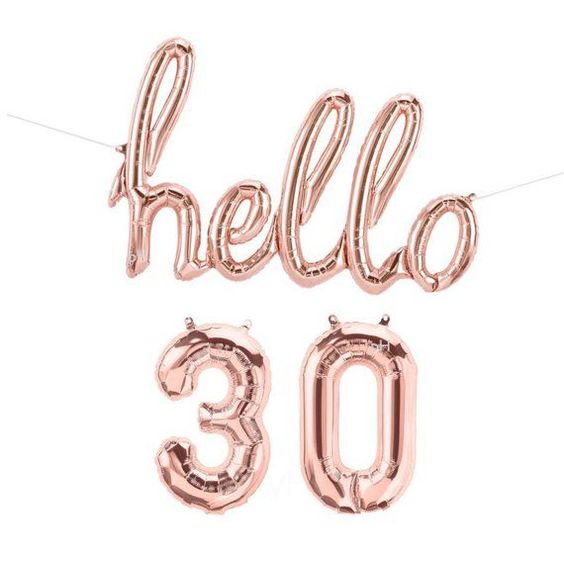 Привітання з 30 річчям подрузі -прикольні