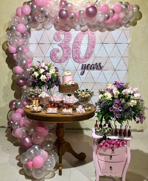 Привітання з Днем народження 30 років подрузі