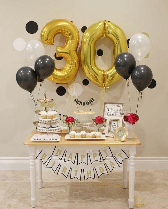 Привітання з Днем народження в 30 років подрузі