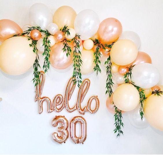 СМС привітання з Днем народженя подрузі в 30 років