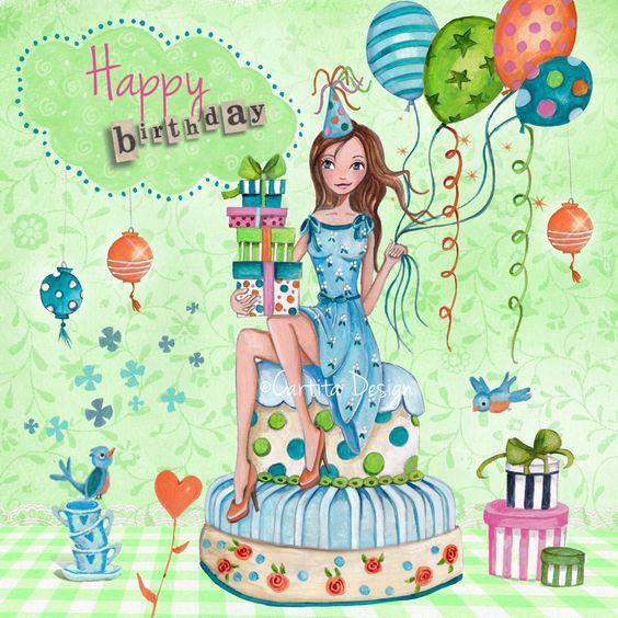 Прикольні побажання подрузі на День народження в віршах