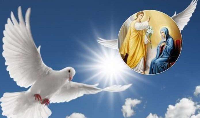 Побажання у прозі на Благовіщення Пресвятої Богородиці