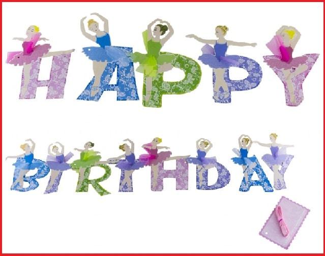 Привітання з Днем народження хореографу
