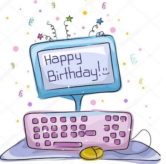 Привітання з Днем народження програмісту