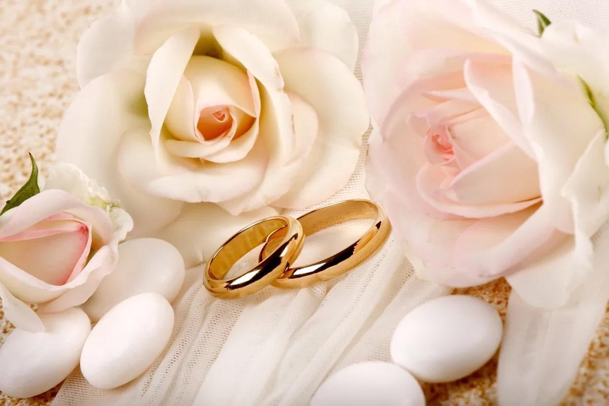 Красиві побажання на річницю весілля друзям
